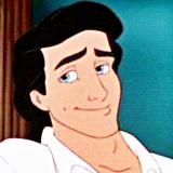 Walt Disney ikoni - Prince Eric