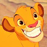 Walt डिज़्नी आइकनों - Simba