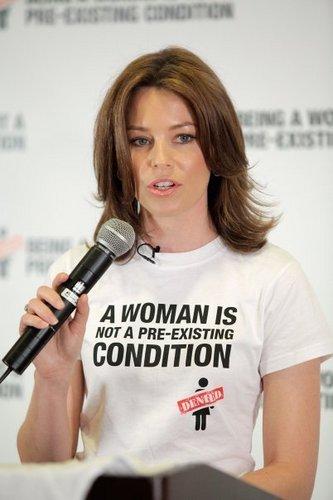 "Feminism 바탕화면 titled Pre-Existing Condition"" Campaign Launch"