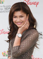 a time for heros event- arrivals - zendaya-coleman photo