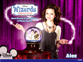 wizards-of-waverly-place - alex russo wallpaper