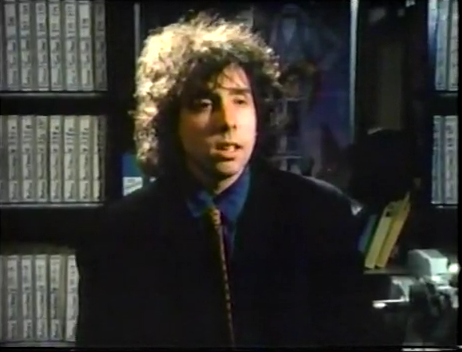Tim burton achtergrond possibly with a reading room, a business suit, and an athenaeum called battb