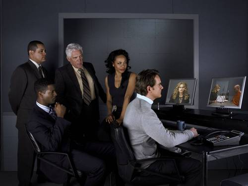 The Closer wallpaper containing a business suit entitled closer s2 cast2