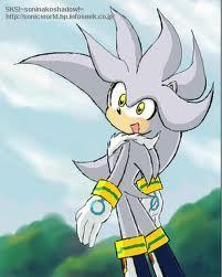 Silver the Hedgehog karatasi la kupamba ukuta containing anime called cute silver