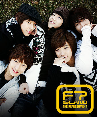Kpop wallpaper called ft island ^.^