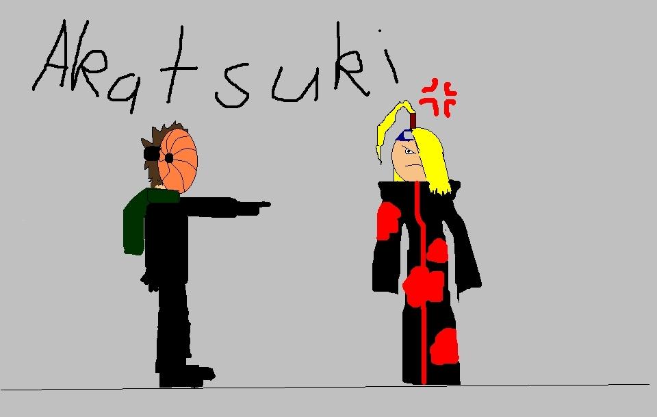 Pin Noona Akatsuki Hidan Funny Itachi on Pinterest