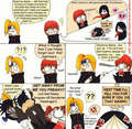 funny images - akatsuki fan art