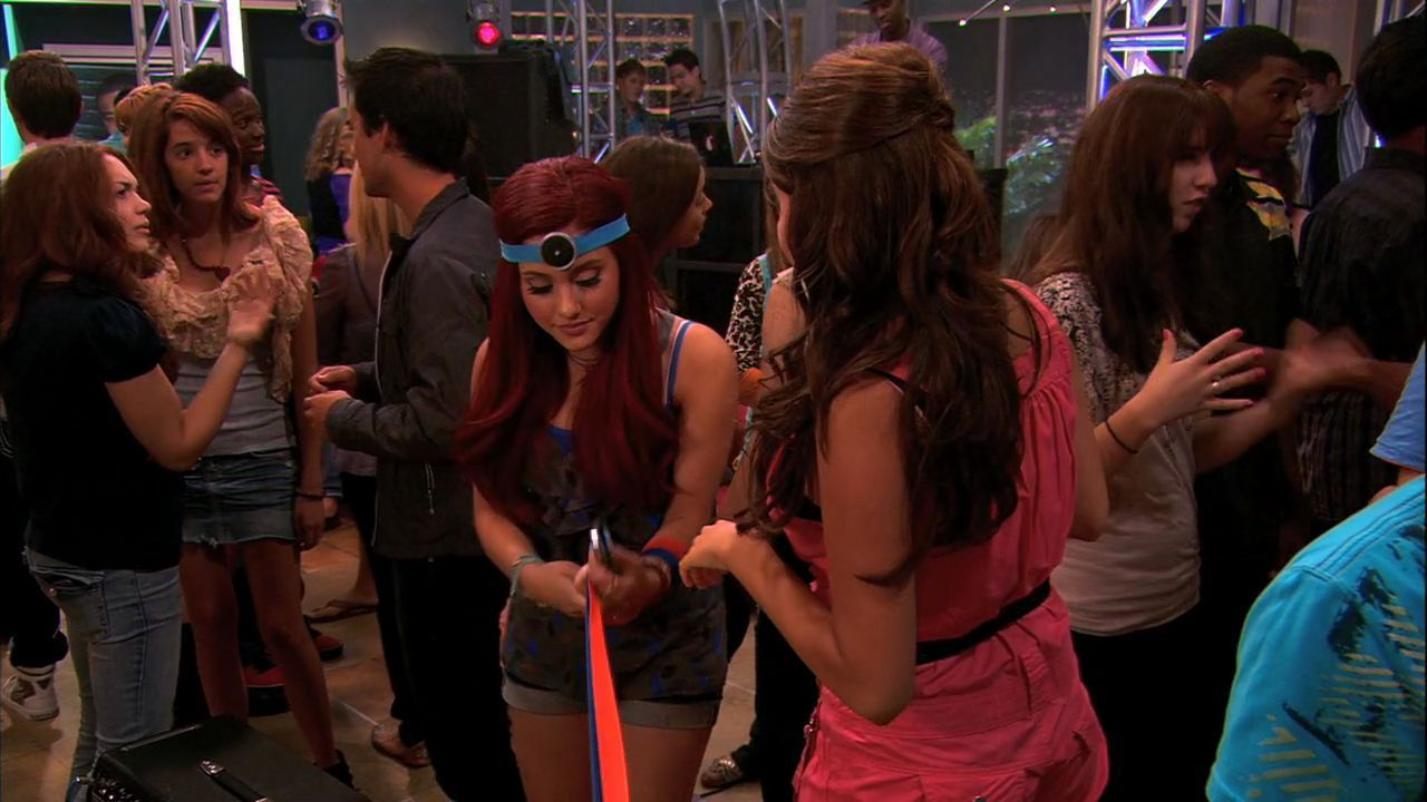 Icarly 4x10 Iparty With Victorious Ariana Grande Image
