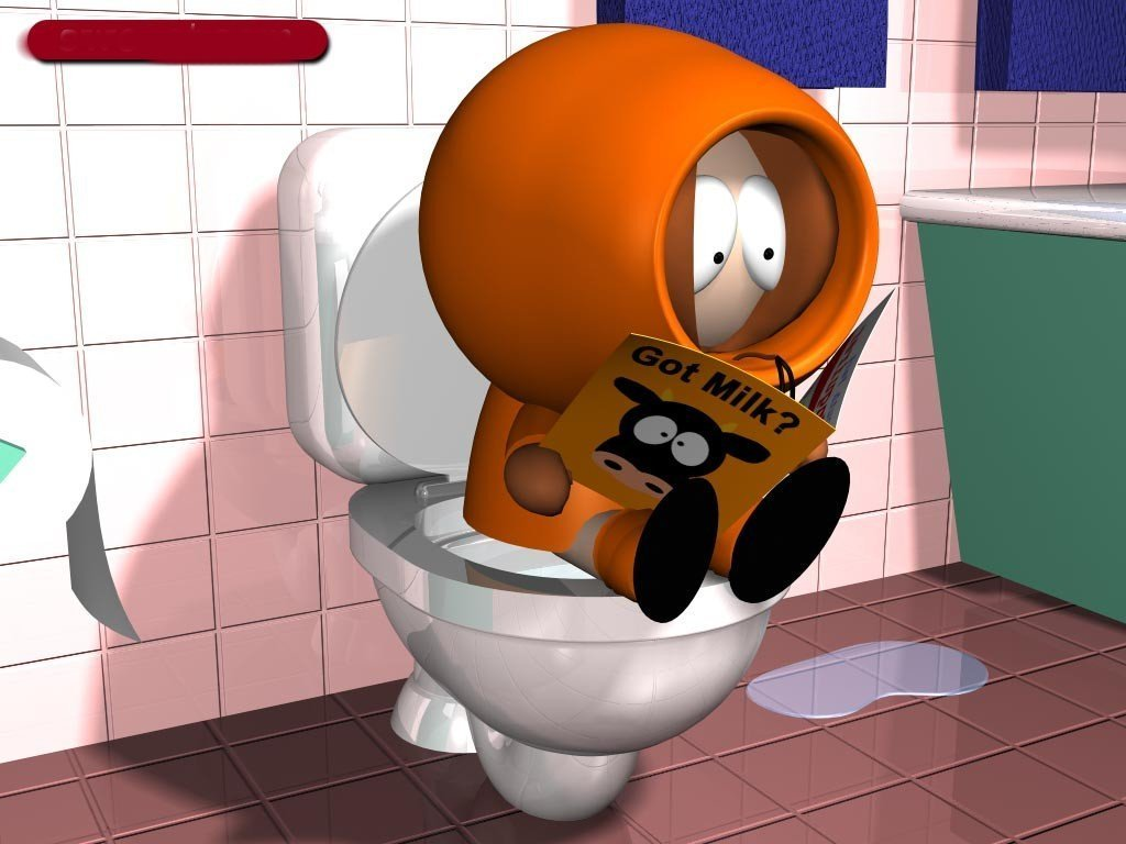 kenny whent potty