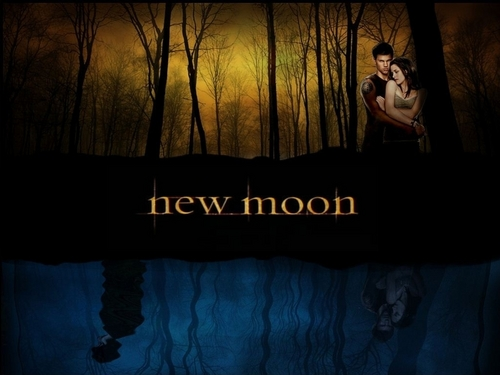 New Moon Movie wallpaper titled new moon wallpaper