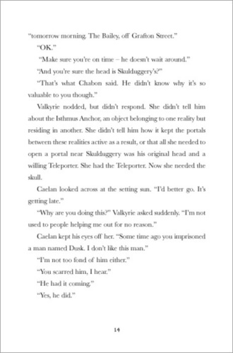 page 14 dark days chapter 2