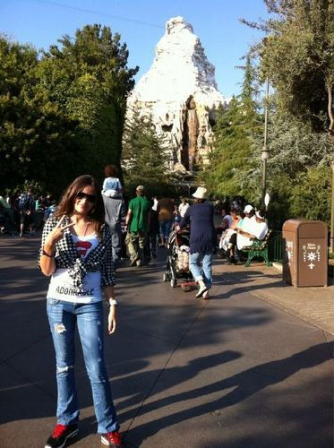paris at Disney land