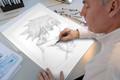 sasuke drawing