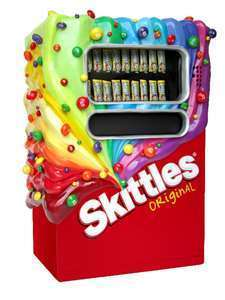 skittle machine