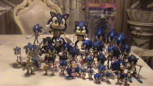 sonic army