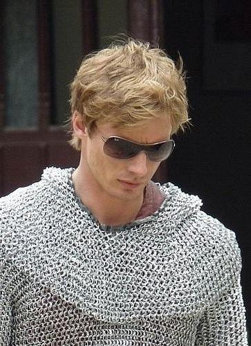 soon to be King Arthur
