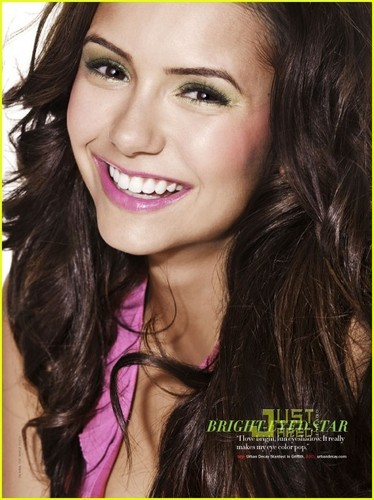 the one and only nina dobrev <3