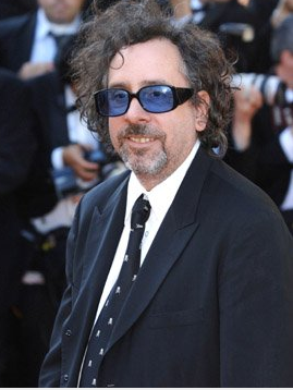 Tim burton hình nền containing a business suit called tim
