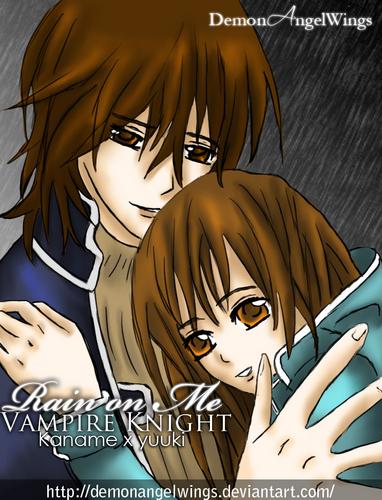 vampire knight rain on me