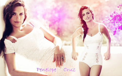 wall - penelope-cruz Wallpaper