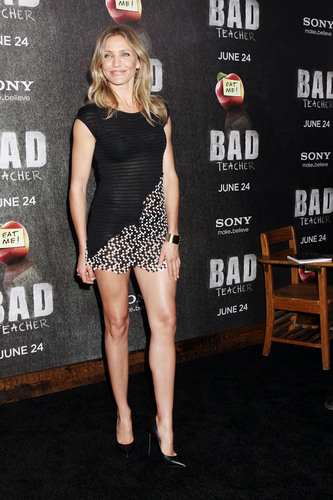 """Bad Teacher"" Premiere in NY 20 06 2011"