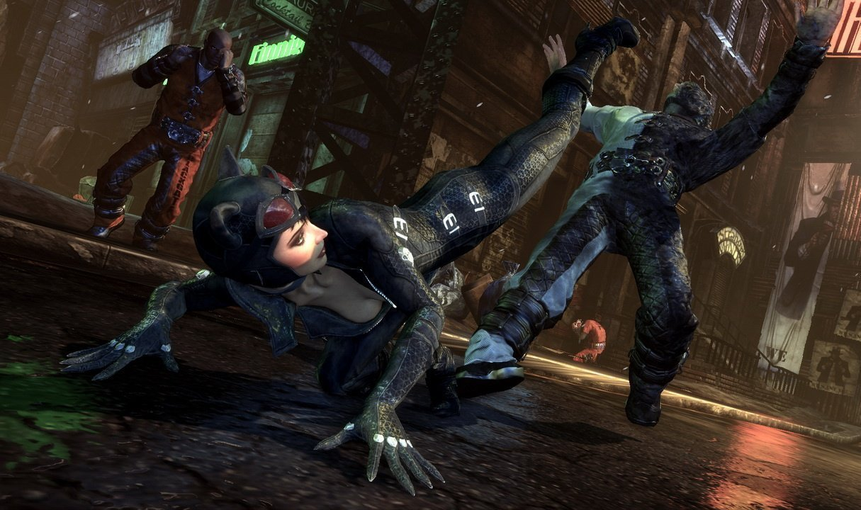Batman Arkham City Images Sorry To Disappoint You Boys