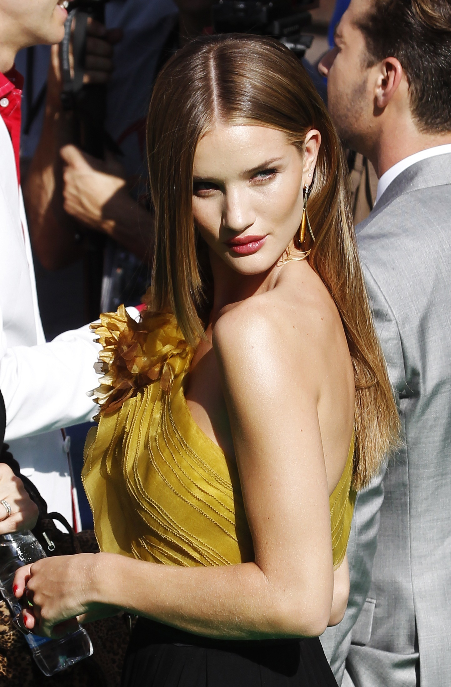 """b9e2a376cd Rosie Huntington-whiteley images """"Transformers  Dark of the Moon"""" Premiere  in Moscow HD wallpaper and background photos"""