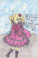 .:Your Song:. ~ Rimako - rima-the-hedgehog-and-friends photo