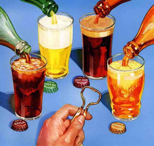 ~soft drinks~