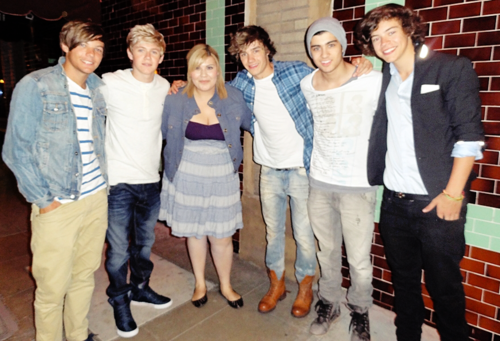 1D = Heartthrobs (Enternal Amore 4 1D & Always Will) In La Wiv Fan! Amore 1D Soo Much! 100% Real ♥