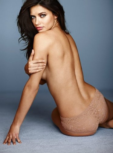 adriana lima fondo de pantalla containing skin called Adriana Lima |