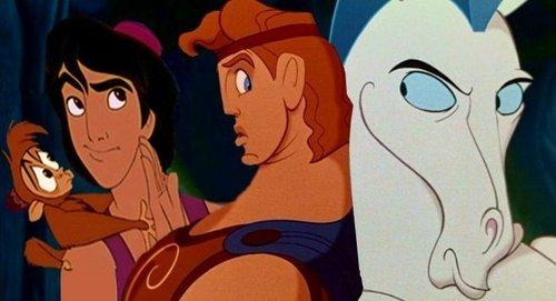 Aladdin/Hercules