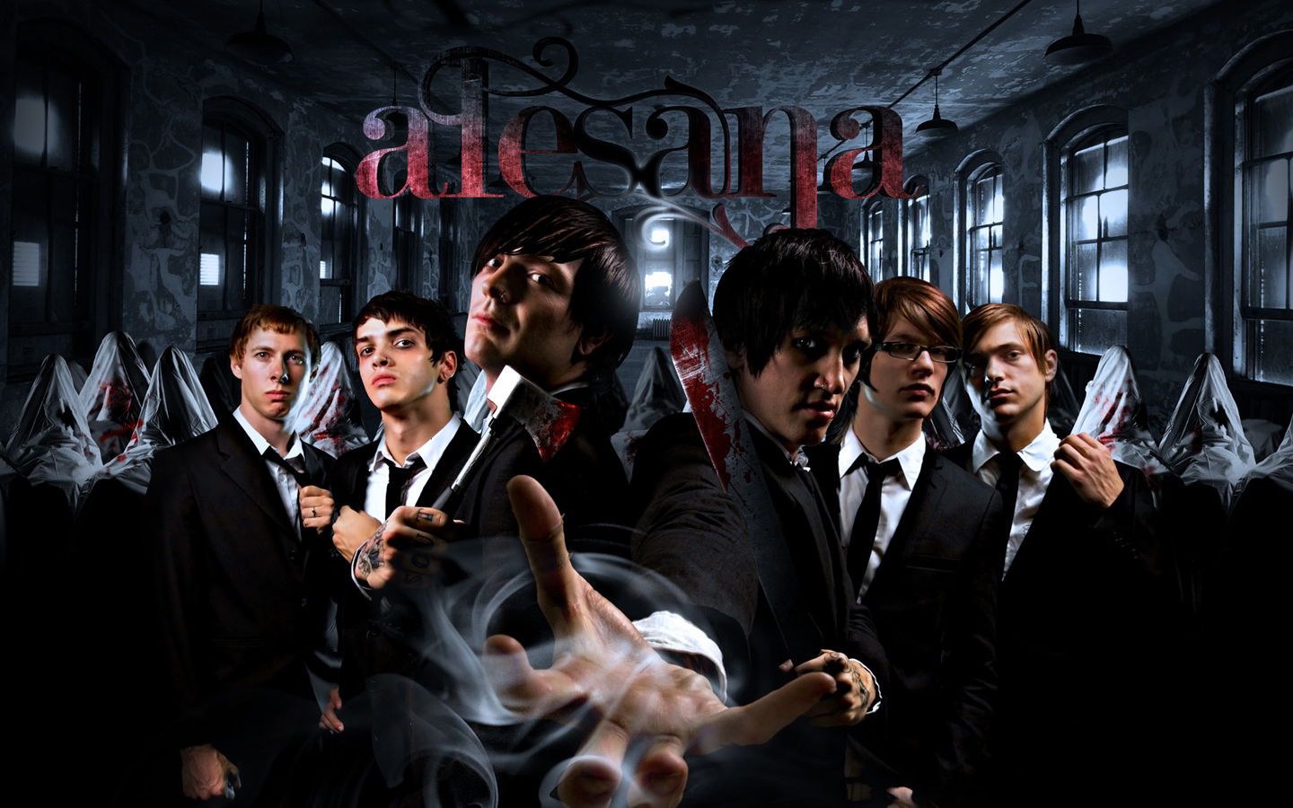 screamo bands wallpaper - photo #13