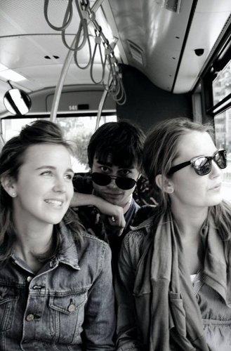 Alex,Moa & Maria!