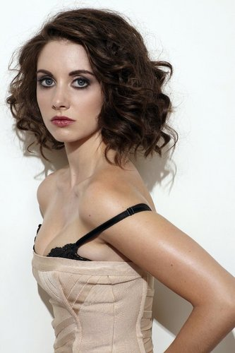 Alison Brie Leggy Photo Shoot