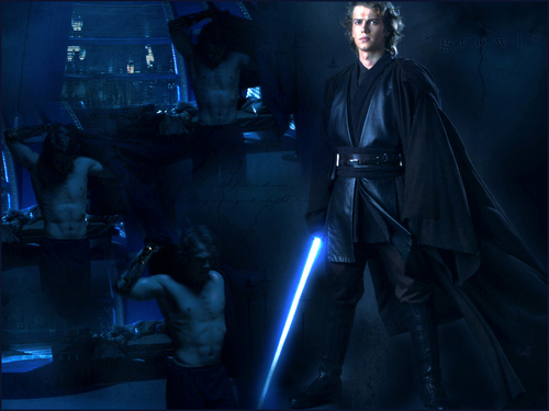 anakin skywalker wallpaper called Anakin ROTS wallpaper :)