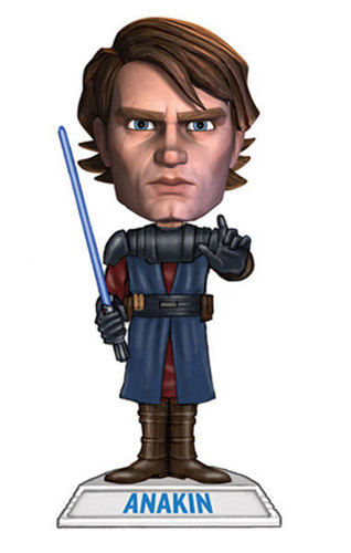 Anakin bobble-head??? :)