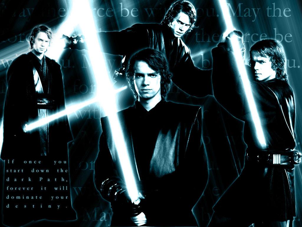 Anakins :) - Anakin Skywalker Wallpaper (23122311) - Fanpop
