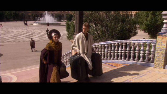 Arrival On Naboo Meeting The Queen Star Wars Attack Of The Clones Image 23123110 Fanpop