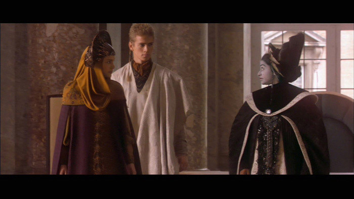 Arrival On Naboo Meeting The Queen Star Wars Attack Of The Clones Image 23123121 Fanpop