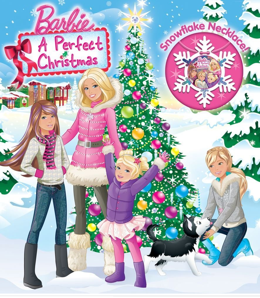 Barbie A Perfect Christmas ~ Cartoon Image Galleries