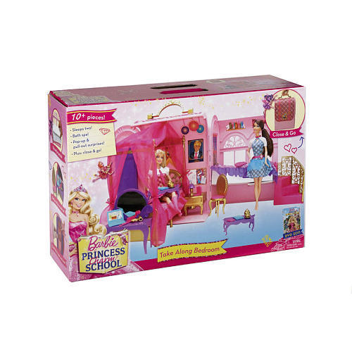 barbie barbie Princess Charm School Princess Playset