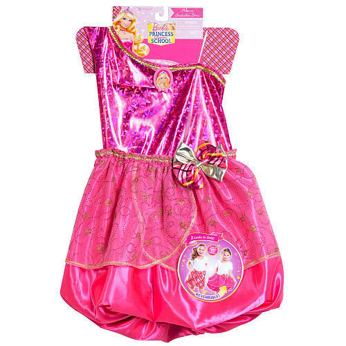 búp bê barbie Princess Charm School Princess Dress