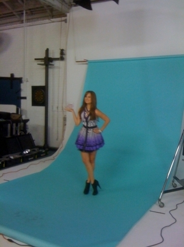 Behind Of The Scenes Of The New Photoshoot Of Debby