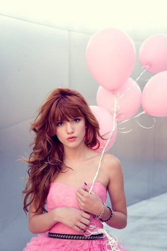 Bella Photoshoot 2011 <3