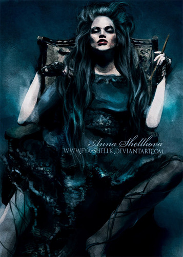 Bellatrix Lestrange fond d'écran called Bellatrix Fanart