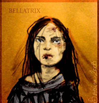 Bellatrix Fanart