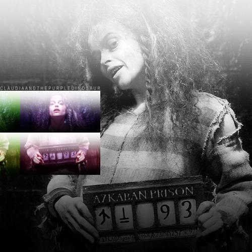 Bellatrix in Azkaban