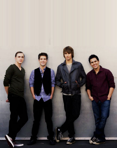 Big Time Rush Random Outtake
