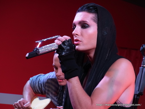 Bill Kaulitz Audi Acoustic Showcase